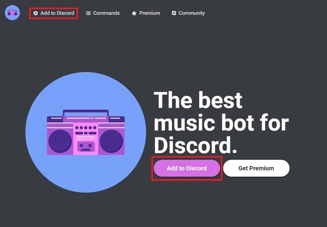 Invite atau Undang Bot Groovy di Discord